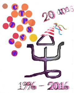 logo CTPS 20 ans